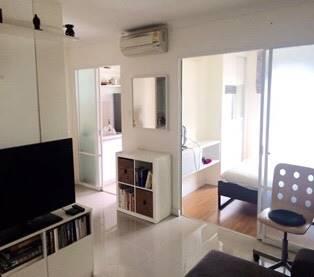 เช่าคอนโดพระราม 9 เพชรบุรีตัดใหม่ : For Rent  Lumpini Place Rama 9 - Ratchada  ( 38 square metres )