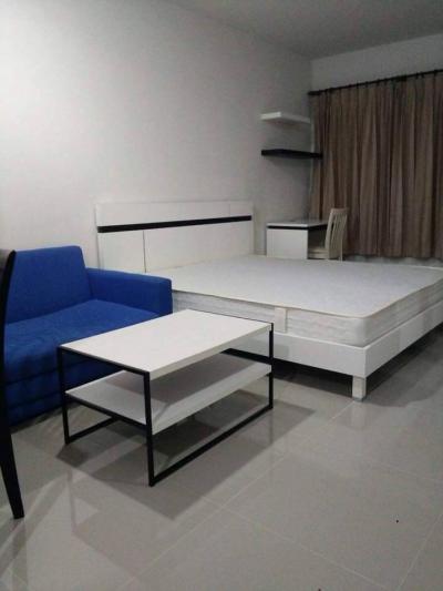 For RentCondoLadkrabang, Suwannaphum Airport : 5848 Condo Iris iris Lat Krabang for rent near Suvarnabhumi Airport