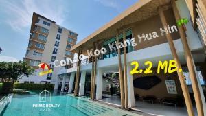 For SaleCondoHua Hin, Prachuap Khiri Khan, Pran Buri : Condo Hua Hin Near Bluport Mall And Beach For Sale