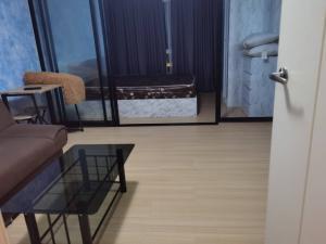 เช่าคอนโดปิ่นเกล้า จรัญสนิทวงศ์ : คอนโด ยูนิโอ จรัญ 3 กั้นห้องนอน กั้นครัว ตึก G
