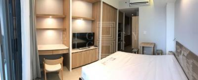 เช่าคอนโดสุขุมวิท อโศก ทองหล่อ : For Rent The Lofts Ekkamai  ( 28 square metres )