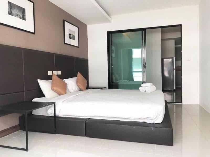 เช่าคอนโดอ่อนนุช อุดมสุข : 2Bedrooms/1Bathrooms serviced apartment for rent in PET FRIENDLY BUILDING