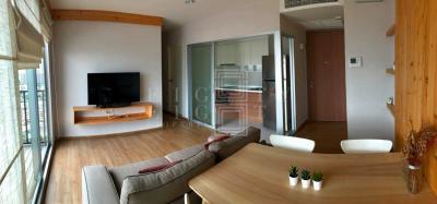 เช่าคอนโดสาทร นราธิวาส : For Rent Fuse Chan - Sathorn ( 55.5 square metres )