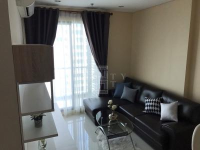 เช่าคอนโดพระราม 9 เพชรบุรีตัดใหม่ : For Rent Villa Asoke ( 52 square metres )