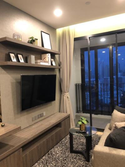 เช่าคอนโดสยาม จุฬา สามย่าน : Ashton Chula Silom For Rent
