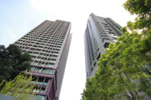 For SaleCondoSukhumvit, Asoke, Thonglor : Best offer 1B size 52 (only 13x,xxx / sq. m)‼️ Very high floor, Beautiful view, Fully furnished, Good conditioned, Sell 7 MB only (BTS Thonglor)