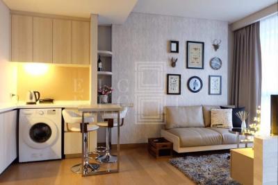 เช่าคอนโดสุขุมวิท อโศก ทองหล่อ : For Rent The Lumpini 24 ( 38 square metres )