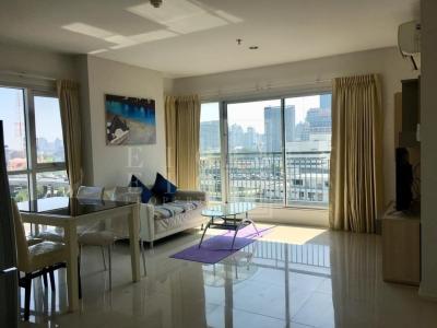 เช่าคอนโดพระราม 9 เพชรบุรีตัดใหม่ : For Rent Aspire Rama 9 ( 66 square metres )