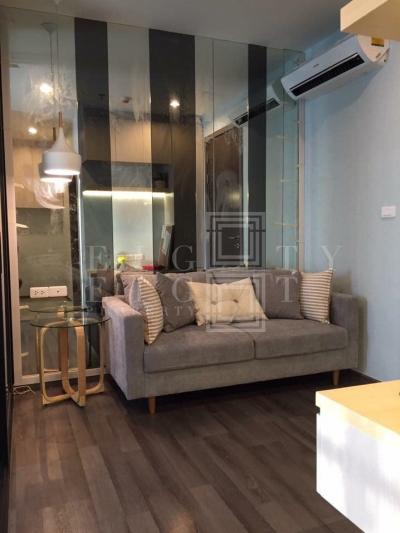เช่าคอนโดอ่อนนุช อุดมสุข : For Rent The Base Park West Sukhumvit 77 ( 27 square metres )