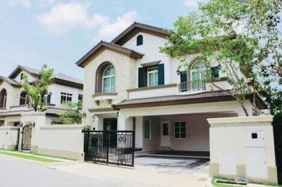 Nuntawan Bangna ,3 beds for rent only 120,000 Baht/month