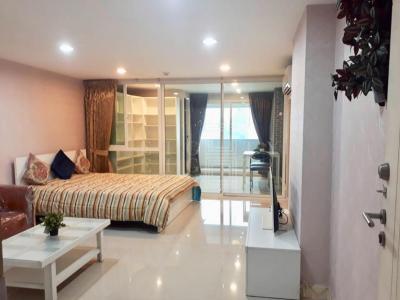 เช่าคอนโดสาทร นราธิวาส : For Rent ITF Silom Palace ( 23 square metres )