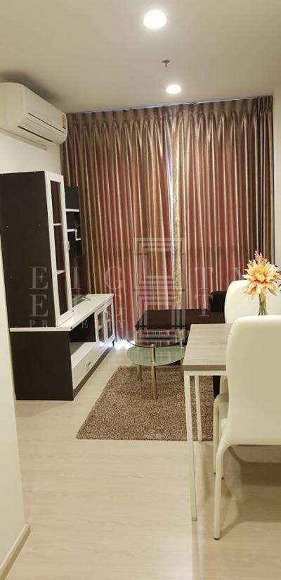 เช่าคอนโดพระราม 9 เพชรบุรีตัดใหม่ : For Rent Rhythm Asoke 2 ( 28.11 square metres )