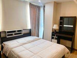 For SaleCondoLadprao101, The Mall Bang Kapi : For sale, The Niche ID Condo, Ladprao 130, for sale with tenants Sale by owner, Large room, very cheap price