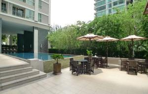 For SaleCondoWitthayu,Ploenchit  ,Langsuan : Super hot deal 1B size 57 sq m (only 13x,xxx /sq m)‼️High floor, Fully furnished, Very good layout & conditioned Sell 7.5 MB (BTS Chidlom)