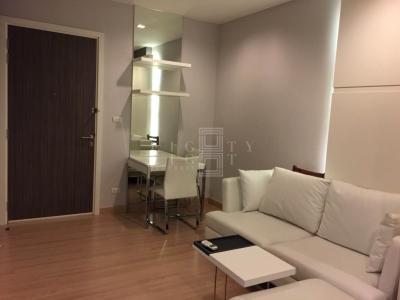 เช่าคอนโดวงเวียนใหญ่ เจริญนคร : For Rent Urbano Absolute Sathon - Taksin ( 30 square metres )