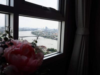 เช่าคอนโดบางซื่อ วงศ์สว่าง เตาปูน : คอนโดให้เช่า Chapter One Shine Bangpo แต่งครบ Built-In สวยมาก วิวโค้งแม่น้ำ สวย ใกล้รถไฟฟ้า