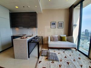เช่าคอนโดสุขุมวิท อโศก ทองหล่อ : For Rent The Esse Asoke ( 44.5 square metres )