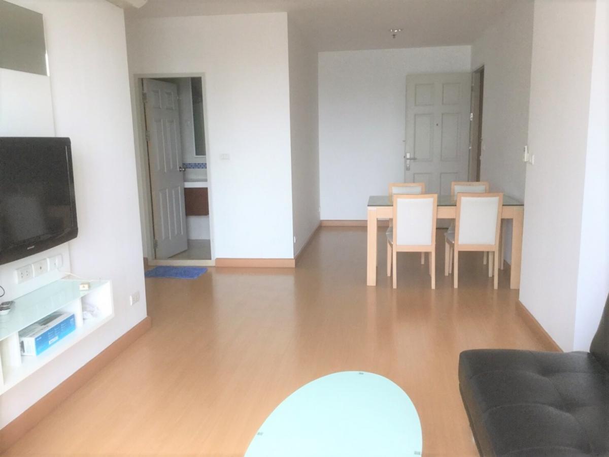 เช่าคอนโดรัชดา ห้วยขวาง : ให้เช่าด่วน คอนโด เจ้าของรีบปล่อย Life @ Ratchada - Huay Kwang (ไลฟ์ แอท รัชดา-ห้วยขวาง) ราคา 29,000 บาท ขนาด 65 ตรม. (หัวมุม)ห้องนอน 2 ชั้น 7