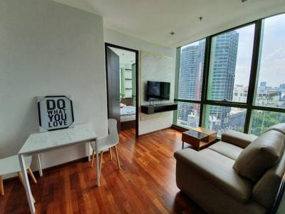 เช่าคอนโดราชเทวี พญาไท : RENTAL !! Wish Signature Midtown Siam..,New Room..,Fully Furnished..,Ready To Move In.