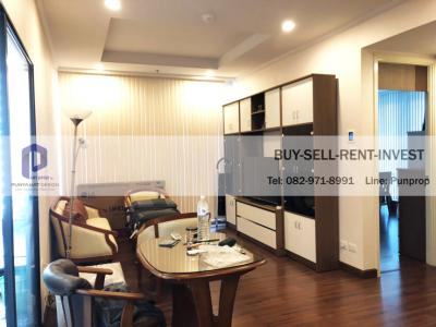 เช่าคอนโดสาทร นราธิวาส : Condo For Rent@ Supalai Elite Sathorn-Suanplu 83.5 Sqm. 2 Br. Fully Furnished 50,000 Baht/Month