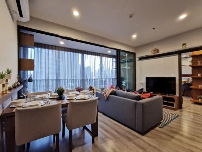 เช่าคอนโดพระราม 9 เพชรบุรีตัดใหม่ : For Rent Ideo Mobi Asoke ( 61 square metres )