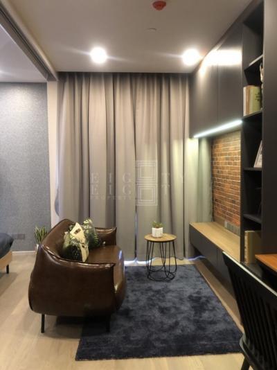 เช่าคอนโดสุขุมวิท อโศก ทองหล่อ : For Rent  Ashton Asoke ( 34.5 square metres )