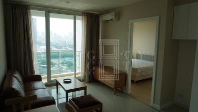 เช่าคอนโดพระราม 9 เพชรบุรีตัดใหม่ : For Rent TC Green Rama 9 ( 38 square metres )