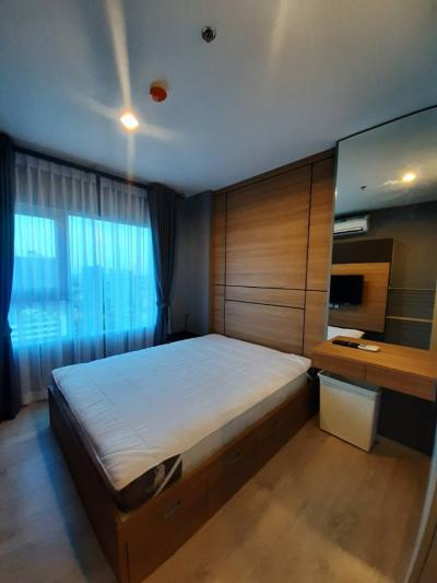 For SaleCondoThaphra, Wutthakat : For Sale  Aspire Sathorn-Thapra  Very Good Price Nice room and ready to move.