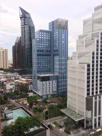 For SaleCondoSukhumvit, Asoke, Thonglor : Siri Residence Special 1B Size 60 (only 15x,xxx/sq. m) ‼️City view, Very High floor, Fully furnished, Very good conditioned Sell 9.55 MB only (Near Emporium)