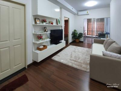 For RentCondoChiang Mai : Mountain View Supalai Monte 2 46 Sqm 9th Fully furnished Condo for Rent near Central Festival