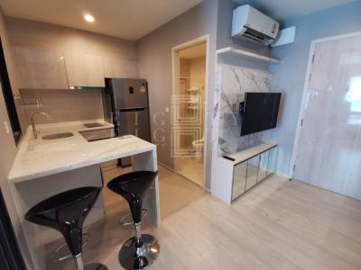 เช่าคอนโดพระราม 9 เพชรบุรีตัดใหม่ : For Rent Life Asoke ( 35.79 square metres )