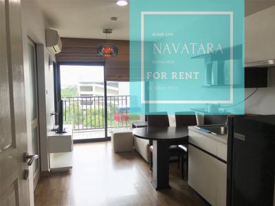 For RentCondoKaset Nawamin,Ladplakao : Condo Baan Navatara 9000 baht (there are many rooms) (get the agent)