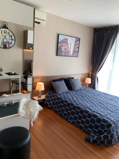 ขายคอนโดลาดกระบัง สุวรรณภูมิ : ขายห้องตัวอย่าง! ขายคอนโด แอร์ลิงค์ เรสซิเดนซ์ AIRLINK RESIDENCE 1 BED อาคาร 2 ชั้น 7 1 bed ใกล้สุวรรณภูมิ ร่มเกล้า มอเตอร์เวย์