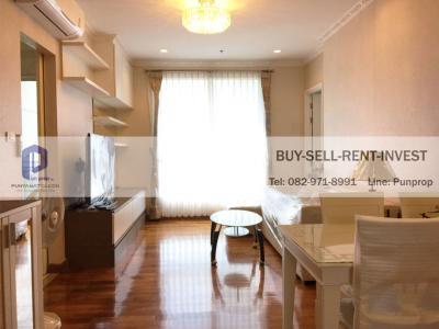 เช่าคอนโดสาทร นราธิวาส : Condo For rent @ Ivy Sathorn 10 BTS Chong Nonsi 350 m. 2 br. 35,000 Baht/Month