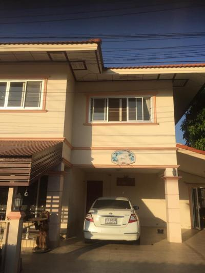 For SaleHouseBuri Ram : Baan Suan Klang Muang 2 House for sale 52 sqw. Buriram