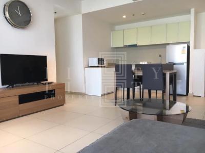 For RentCondoSukhumvit, Asoke, Thonglor : For Rent The Lofts Ekkamai (74 square meters)
