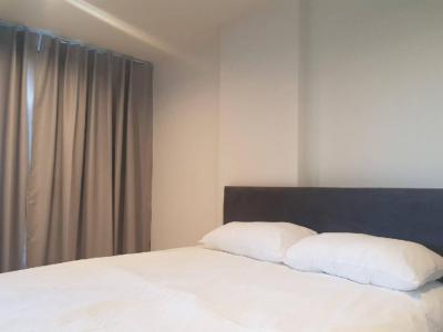 เช่าคอนโดพระราม 9 เพชรบุรีตัดใหม่ : 🕌ให้เช่าคอนโด Rise rama9 1ห้องนอน1ห้องน้ำ ห้องใหม่มากเพียง12,000บาท
