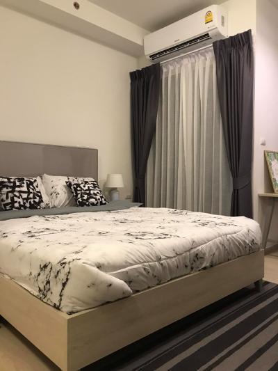 For RentCondoRatchadapisek, Huaikwang, Suttisan : Condo for rent near MRT Huai Khwang, Chapter One Eco 11,000 baht