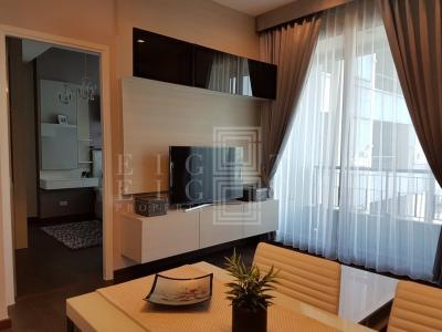 เช่าคอนโดพระราม 9 เพชรบุรีตัดใหม่ : For Rent Q Asoke ( 45 square metres )