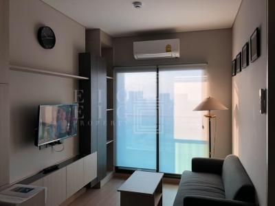 เช่าคอนโดราชเทวี พญาไท : For Rent Lumpini Suite Din Daeng-Ratchaprarop ( 28.44 square metres )