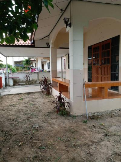 For SaleHouseRayong : House for sale in Rayong, Urgent project Boonthavorn 2
