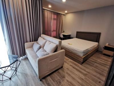 For RentCondoRatchadapisek, Huaikwang, Suttisan : Condo For Rent Maestro 19 1 bedroom 1 Bathroom 29 sqm.