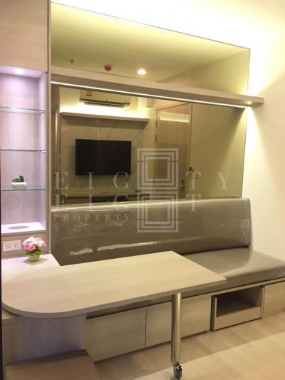 เช่าคอนโดพระราม 9 เพชรบุรีตัดใหม่ : For Rent Life Asoke ( 30 square metres )