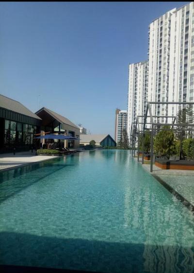 For RentCondoRatchadapisek, Huaikwang, Suttisan : For rent ChapteroneEco Ratchada Huai Khwang studio 23 sqm