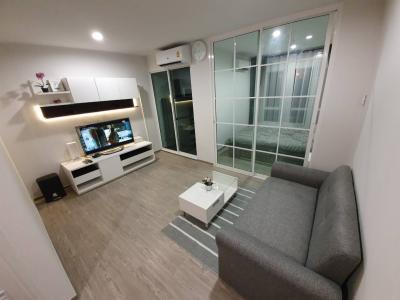 For RentCondoOnnut, Udomsuk : ### Condo for rent: Regent Home 97/1: Corner room 33 sq m, next to BTS (Fully Furnished)