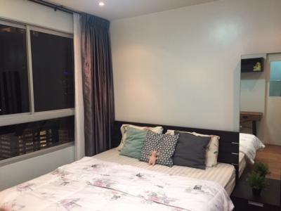 For RentCondoSukhumvit, Asoke, Thonglor : New Renavate Condo One X Sukhumvit 26 Studio for Rent > 600m. to Phormpong BTS Station, Emquatier Shopping Mall