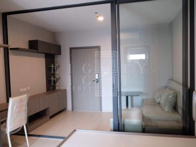 เช่าคอนโดท่าพระ ตลาดพลู : For Rent Ideo Thaphra Interchange ( 27.5 square metres )