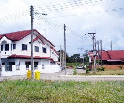 For SaleTownhouseTrat : Townhouse for sale, Rom Suk, Wang Kratae, Home Place, Trat (owner)