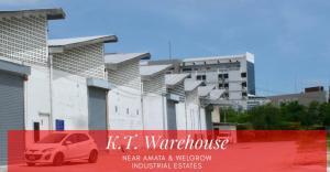 For RentWarehouseChachoengsao : Warehouse for rent, cheap factory near Suvarnabhumi Airport, Bang Na Warehouse for rent at Bangna near suvarnabhumi airport