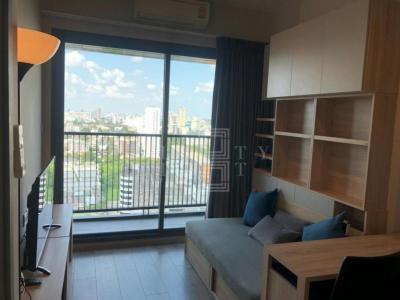 เช่าคอนโดลาดพร้าว เซ็นทรัลลาดพร้าว : For Rent Whizdom Avenue Ratchada - Ladprao ( 35 square metres )